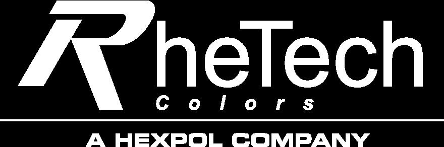 RheTech Colors logotype